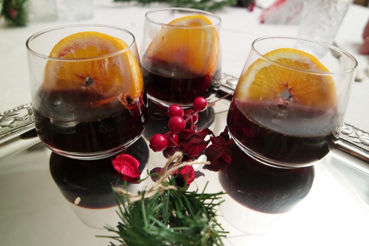 Sıcak Şarap Yapımı